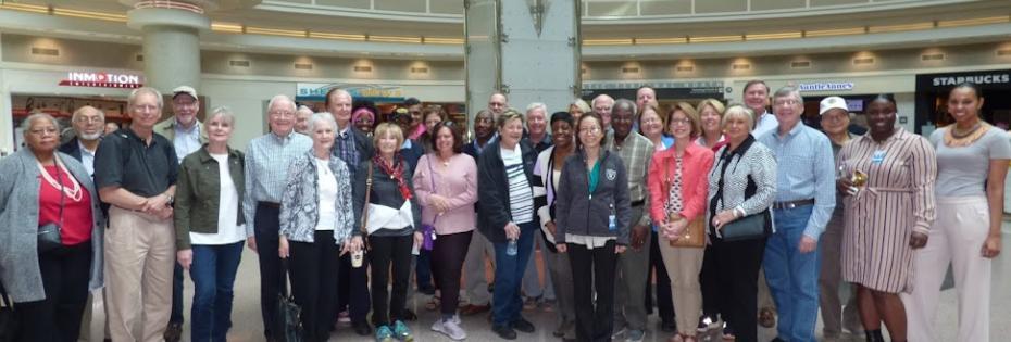 IBM QCC 2019 Atlanta Hartsfield Airport Tour